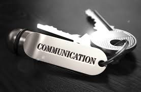 Communication key